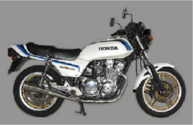 Honda Cb Cafe Racer Oil Tank