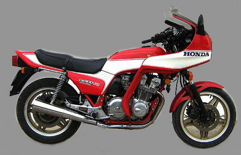Models Marketed in Italy . The features and colors of the Honda Cb
